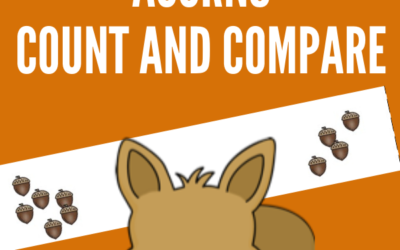Count and Compare Acorns