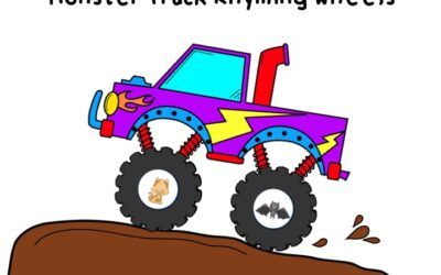 Monster Truck Rhyming Wheels